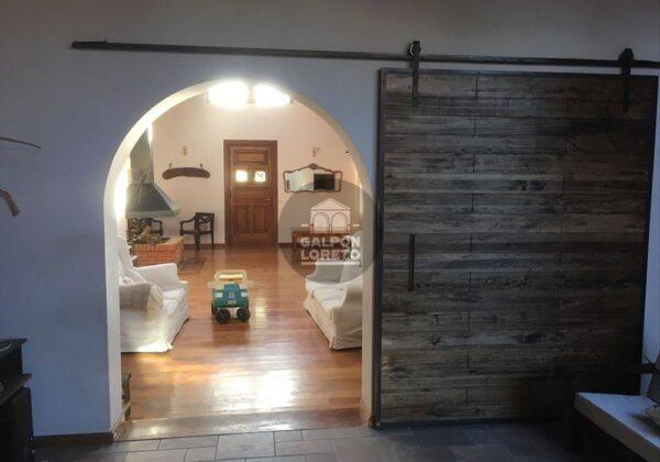 puerta tipo granero
